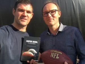 CMS Editions, Livres sur le sport américain